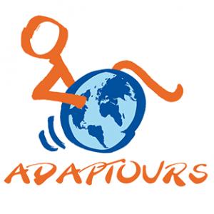 Logo du site Adaptours.fr
