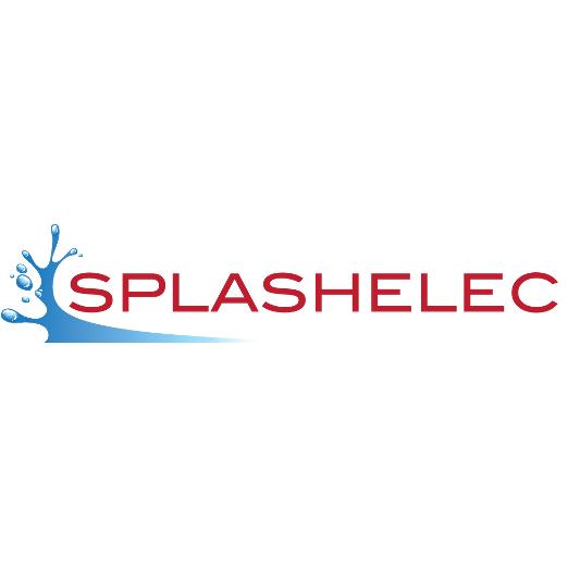 Diapo 5 : Logo de Splashelec.