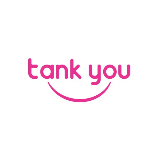 Diapo 3 : Logo de l'application TankYou.