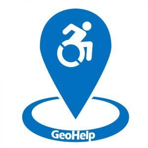 Logo du projet GeoHelp.