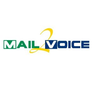 Logo du site Mail2Voice.