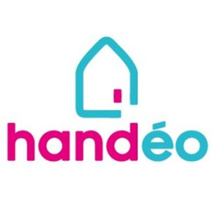 Logo de l'application handéo