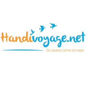 Logo du site Handivoyage.
