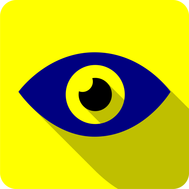 Diapo 3 : Logo de l'application Clear Sight Low vision Kit