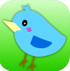 Logo de l'application Breath Bird.