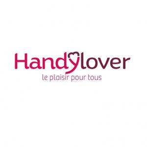 Logo de Handylover, légende » Le plaisir pour tous»