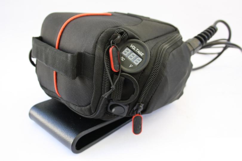 Diapo 3 : Batterie du dispositif ForceWheel.
