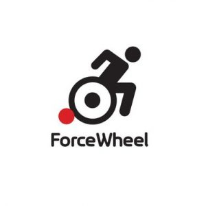 Logo de Force Wheel.