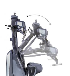 Diapo 5 : Image montrant comme se redresse le Matia Robotics