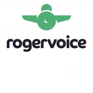 Logo de RogerVoice