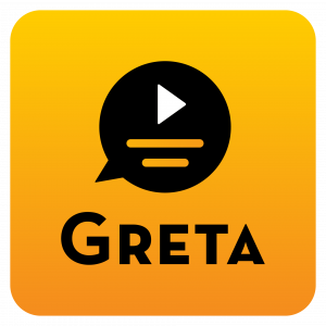 logo application greta