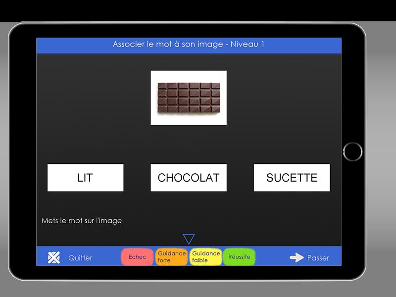 Diapo 5 : image chocolat