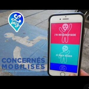Image de l'application Lpliz sur un smartphone