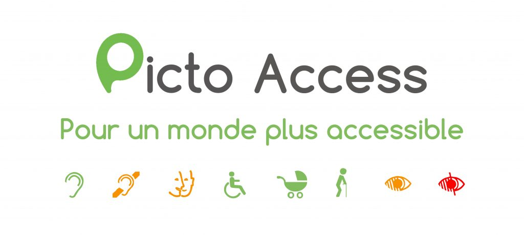 Diapo 2 : picto access logo