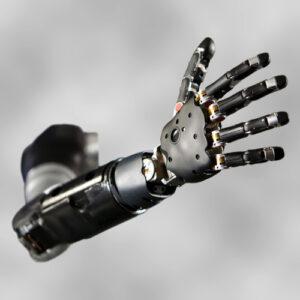 Photo d'une prothèse de main Revolutionizing Prosthetics