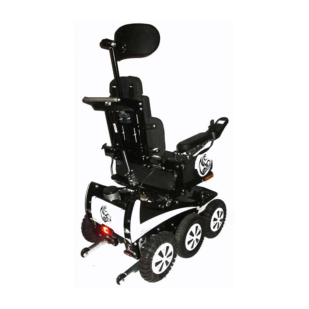 Diapo 5 : Image du fauteuil Magix de New Live vu de derrière