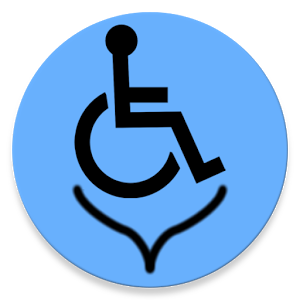 logo de l'application Stationnement handicapé