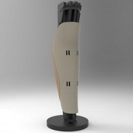 Diapo 3 : photo d'une prothèse cover studio