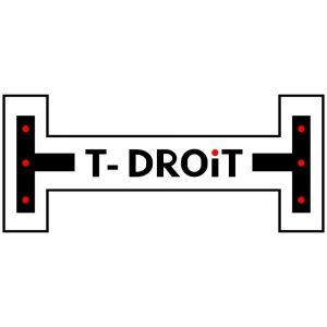 t-droit logo présentation