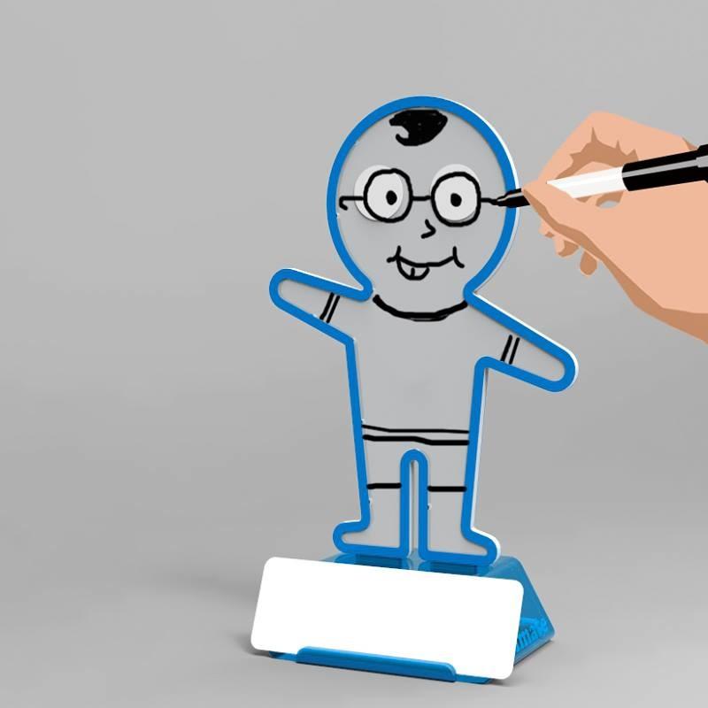 Diapo 3 : Figurine AniMate