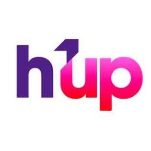 logo de l'association h'up