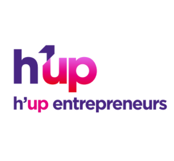 Diapo 1 : logo h'up entrepreneurs