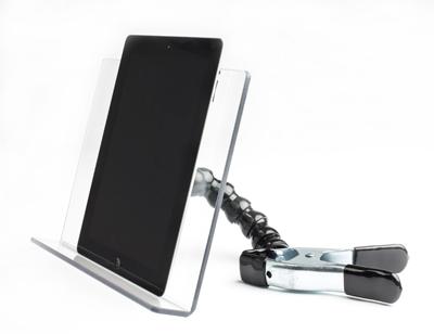 Diapo 5 : photo qui représente un bas support avec une tablette