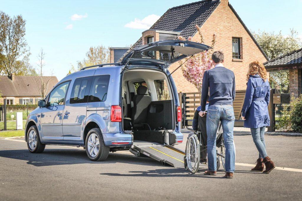Diapo 4 : photo qui représente un véhicule aménagé