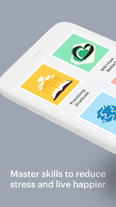 Diapo 5 : Image de l'application Woebot