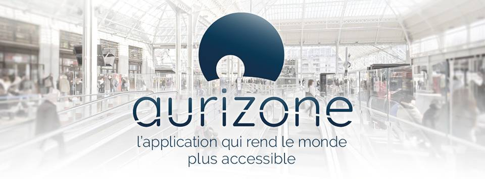 Diapo 2 : aurizone l'application qui rend le monde plus accessible