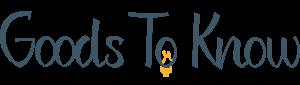 Logo de Goods to Know