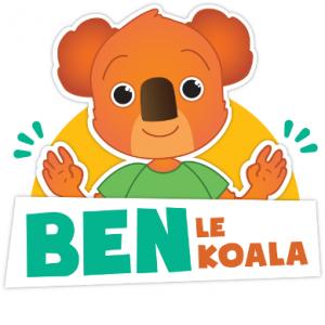 logo ben le koala