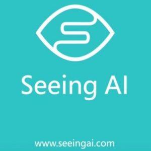 logo seeing AI