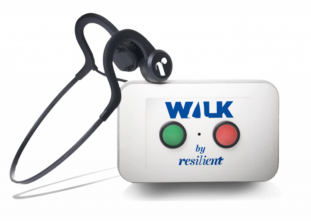 Diapo 2 : représentation du dispositif walk