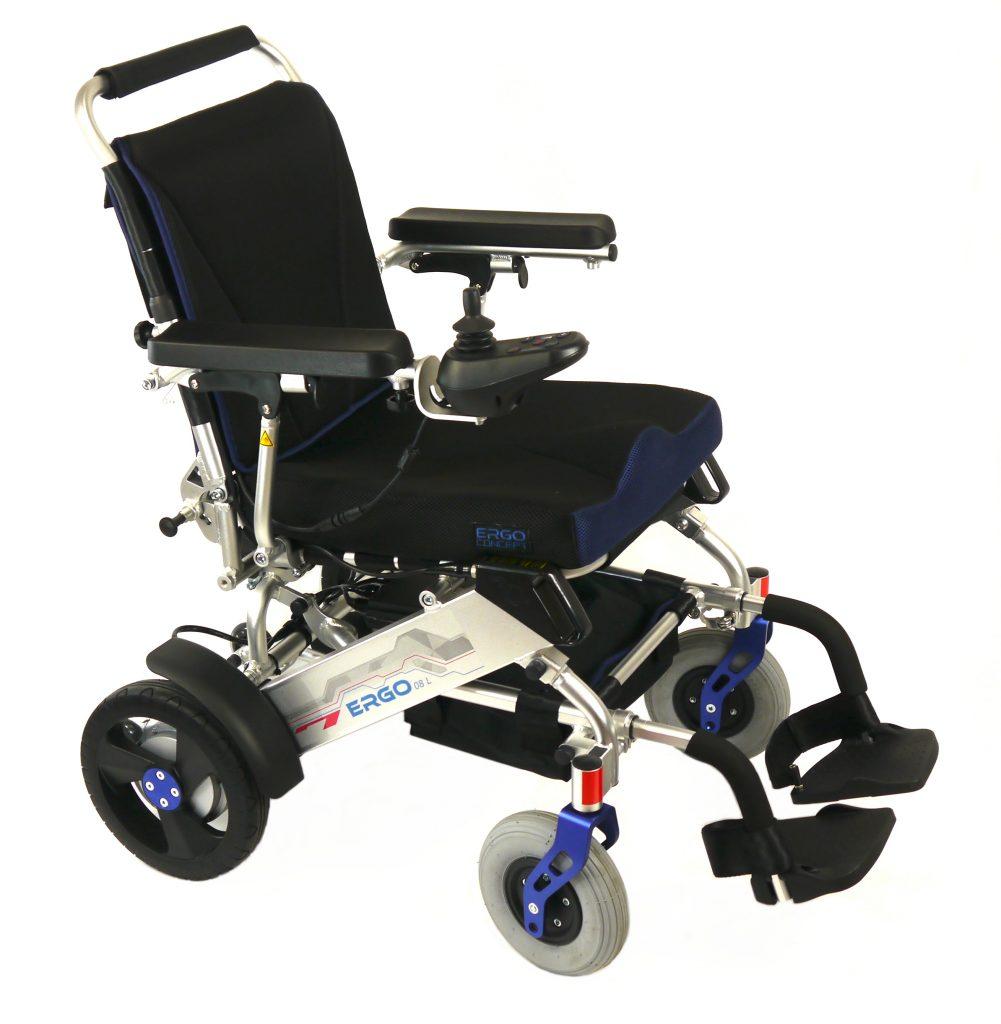 Diapo 3 : photo représentant le fauteuil E08 de ergoconcept