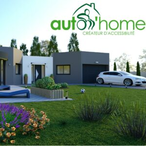 Modèle de maison auton'home