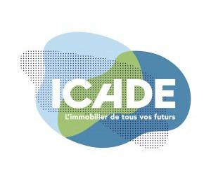 Logo de Icade