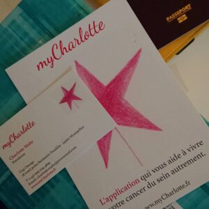 Photo de carte et document MyCharlotte