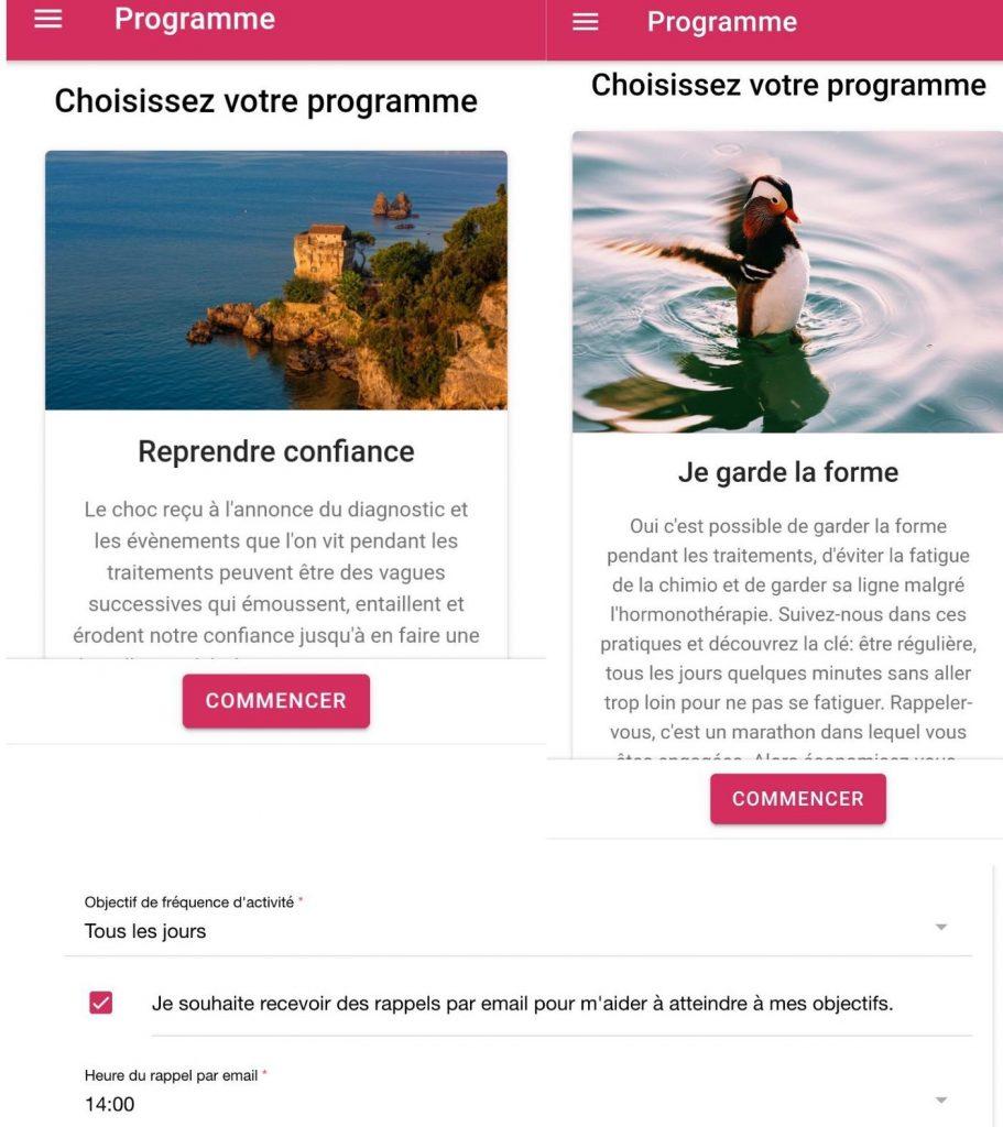 Diapo 4 : Activité proposé sur MyCharlotte