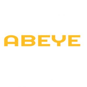 Logo de Abeye en jaune