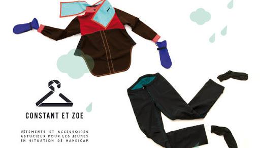 Diapo 2 : Une veste, des gants, un pantalon de la marque Constant et Zoé