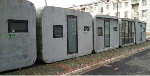 Petite maison imprimé en 2 heures grâce à l'impression 3D