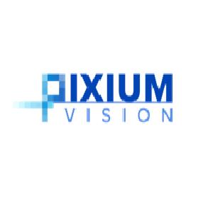 Logo de Pixium Vision l'entreprise qui a créé PRIMA
