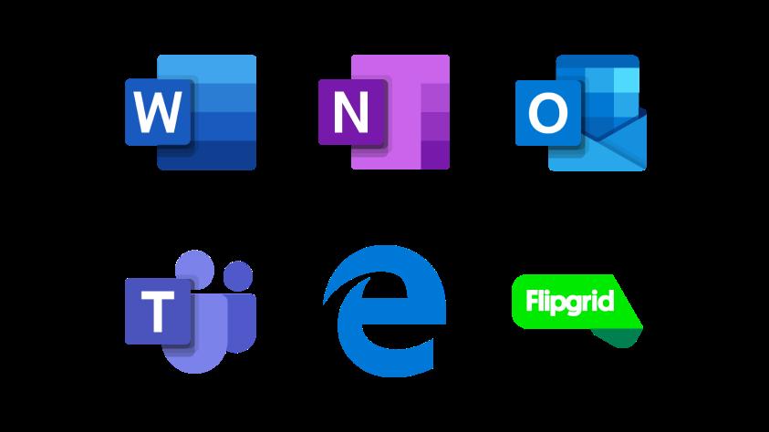 Diapo 2 : Logiciels où Immersive Reader sont disponibles (Word, One Note, Outlook, Team et Internet explorer)
