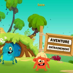 Image du jeu Mila avec deux personnages