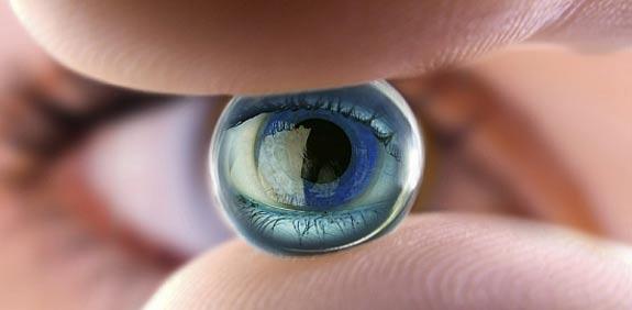 Diapo 3 : 3 Bionic Eye 575
