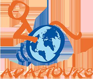 Logo d'Adaptours