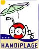 Logo de Handiplage