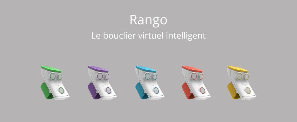 Diapo 3 : Les dispositifs Rango en plusieurs couleurs