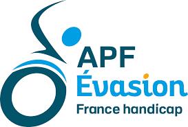 Logo d'APF Évasion